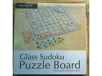 Glass Sudoku