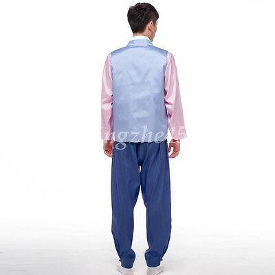 Men Hanbok Dress Korean Traditional Classic Clothing Korean National