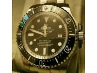 Rolex Sea Dweller with box and papers