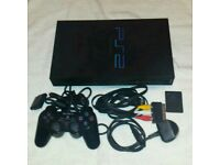 SONY PS2 GAMES CONSOLE