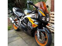 1996 HONDA CBR900RR CBR 900 RR 918cc ** ONLY 12000 MILES FROM NEW **