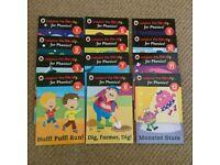 Childrens book bundle on phonics