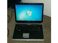 Advent laptop. 17 inch with webcam