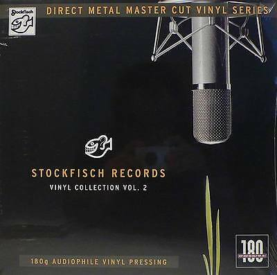 STOCKFISCH RECORDS - SFR357.8009.1 - VINYL COLLECTION - VOL.2 - 180 GRAMS