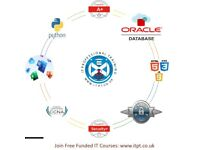 Join our Free Funded Job Oriented IT Courses at ITPT Edinburgh