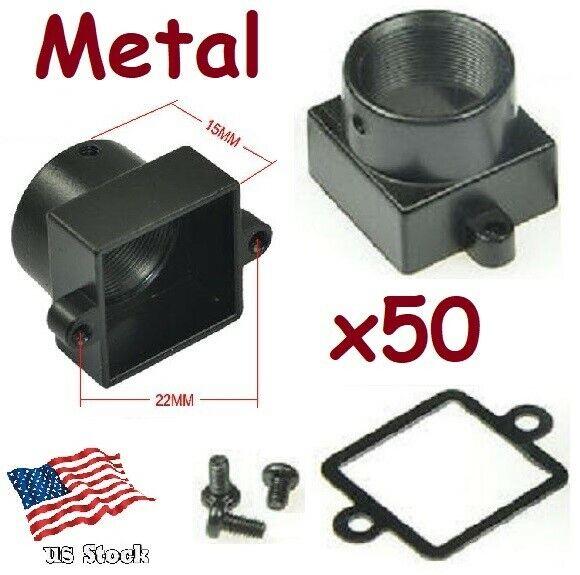 50x Sunvision Metal M12 / MTV Mount Lens Holder Kit for CCTV Board Camera (MM-1)