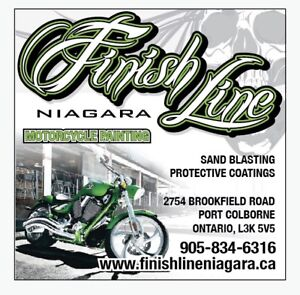 Finish Line Niagara Inc ( SANDBLASTING & CUSTOM PAINTING )