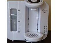 Perfect prep machine & steriliser