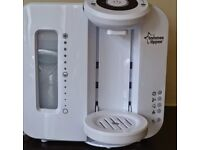Perfect prep machine and steriliser
