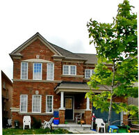 1+Den w/ 2 Full Baths in Ajax, Utilities Incl!!!!! Walkout Bsmt!