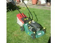 mower rotary