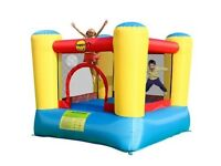 Happy Hop AirFlow 6ft Bouncy Castle
