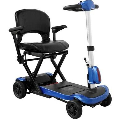 Monarch Solax Genie+ AUTOMATIC Folding Mobility Scooter FULLY SERVICED✔️