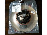 """Sabian 14"""" AAX Mini China Cymbal"""