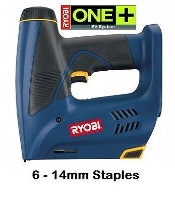 New: Ryobi CST-180M 18V ONE + PLUS Cordless Stapler Naked Unit