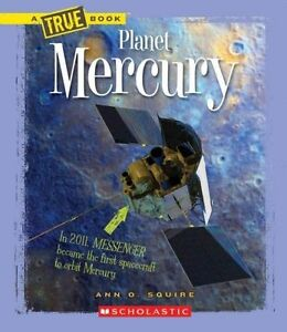Planet Mercury by Ann O Squire (Paperback / softback, 2014)