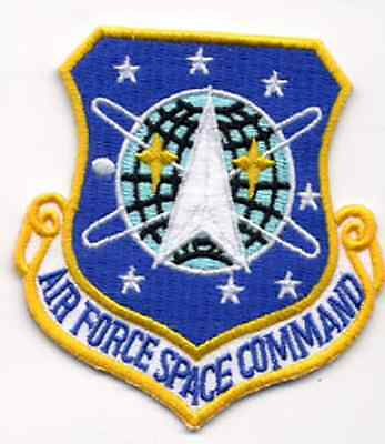 "Stargate SG-1 Air Force Space Command Logo 3"" Uniform Patch-USA Mailed(SGPA-07)"