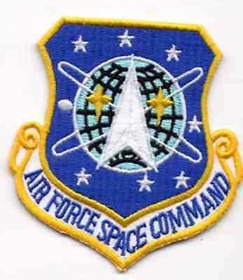 """Stargate SG-1 Air Force Space Command Logo 3"""" Uniform Patch-USA Mailed(SGPA-07)"""