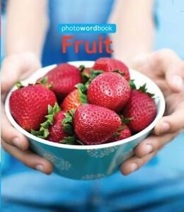 Fruit (Photo Word Book)-ExLibrary