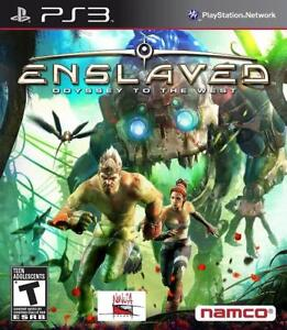 Selling/Trading PS3 Enslaved