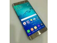 Samsung Galaxy S6 Edge Plus smartphone mobile 32GB Gold Platinum Unlocked any Network