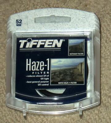 TIFFEN HAZE-1 FILTER REDUCE ALMOST 3/4 OF UV LIGHT BEST GENERAL PURPOSE (Best Uv Lens Filter)