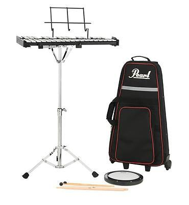 Percussion Kit - Pearl PK910C Percussion Bell Kit w/ Rolling Cart