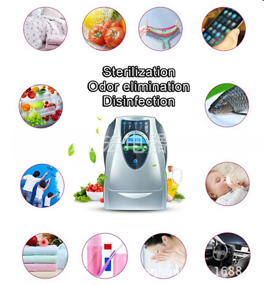 Quality Air Purifier Ozonizer Ozone Generator Household Clean Room 500mg/h NEW