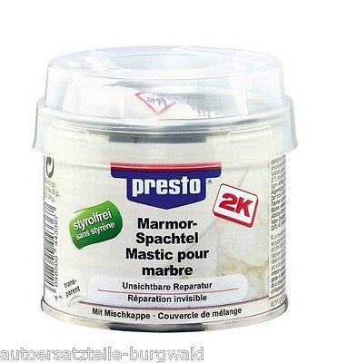 Presto Marmorspachtel 200g 443367