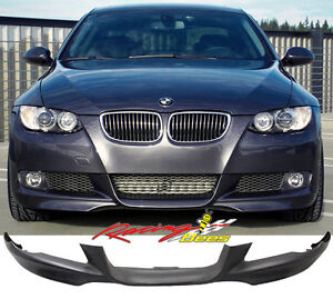 07-10 BMW E92 E93 3 Series M-Tech Style Front Lip On Sale!