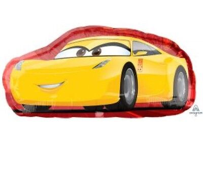 Disney Cars Balloons (Disney Cars Cruz Jackson 35