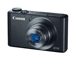 Canon Powershot S110 12mp