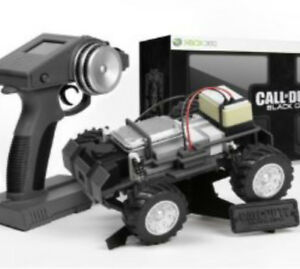 Black ops 1 collectors edition rc car ( without game)
