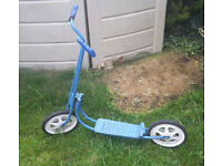 Childs Mobo vintage scooter