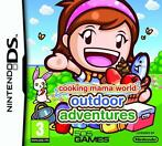 Cooking Mama World Outdoor Adventures (Nintendo DS)