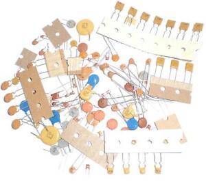 100 Keramikkondensatoren SET Kondensator Kondensatoren
