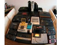 Wanted- Old Video Games and consoles. Looking for the following: NINTENDO, SEGA, PLAYSTATION ETC