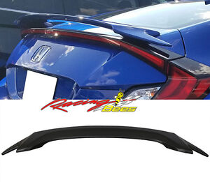 2016-2017 Honda Civic 2Dr Coupe OE Style Trunk Spoiler