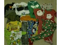 2-3 years boy clothes - 17 items!