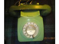 BT Telephone Antique