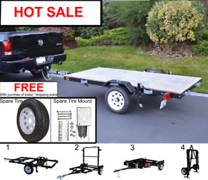 Utility Trailer - New in box (SASKATOON)