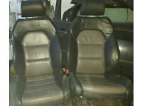 Audi a4 s line seats complete interior