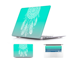 """Macbook air 11"""" hardshell case and keyboard cover ."""