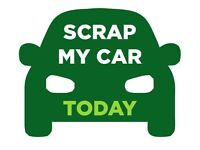 Scrap cars wanted top cash paid ££££££