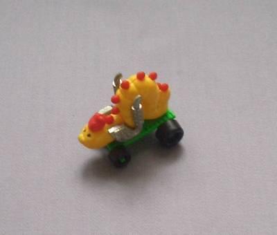 Ü-Ei Figur: Tierische Turborenner/ Asphalt-Racer (1994)