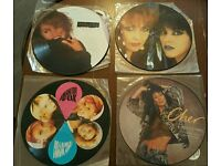 Collectable Picture Disc's Vinyl LP Records