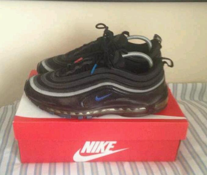 lczbz Black Air Max 97 RARE UK 8.5 | in Hornchurch, London | Gumtree