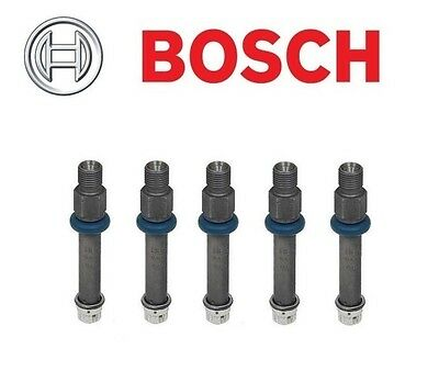 For Audi 100 200 80 Quattro VW Golf Set of 5 Fuel Injector Bosch 0 437 502 -