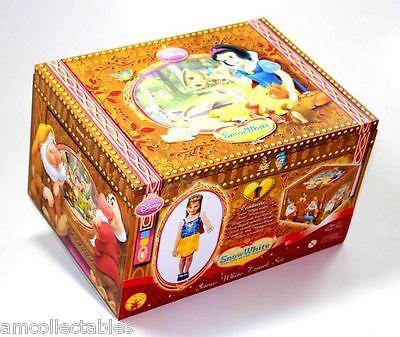 IES SCHNEEWITTCHEN SNOW WHITE KOSTÜM PRINZESSIN GESCHENKBOX (Snow White Prinzessin Kostüm)