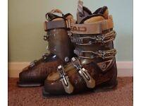 Ladies size 5.5/6 ski boots